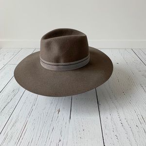 TONAK - Grey Felt Hat